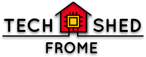 Tech Shed Frome Logo